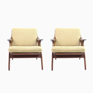 Knot Armchairs from De Ster Gelderland, 1950s, Set of 2