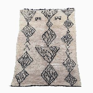 Moroccan Berber Beni Ouarain Carpet