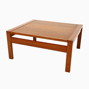 Moduline Coffee Table by Ole Gjerlov-Knudsen & Torben Lind for France & Søn, 1960s