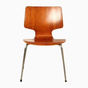 Danish Side Chair, 1970s
