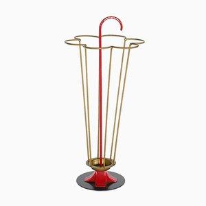 Minimalistischer Vintage Schirmständer, 1950er
