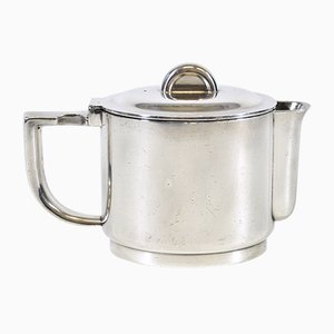Silver-Plated Teapot by Gio Ponti for Krupp Berndorf, 1935