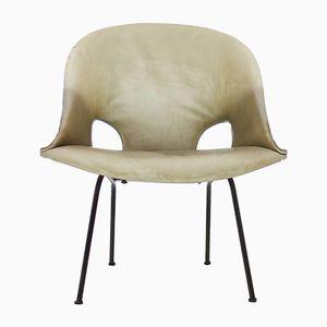 Modell 350 Armlehnstuhl von Arno Votteler für Walter Knoll, 1950er