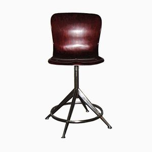 Mid-Century Stool from Pagholz