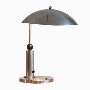 Tischlampe von Gispen, 1930er