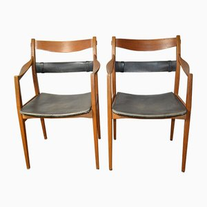 Armchairs by Yngve Ekström for Swedese, 1960s, Set of 2