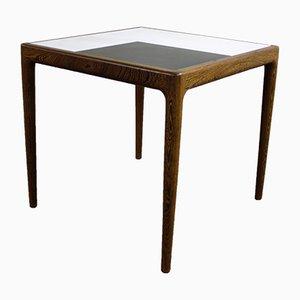 Teak Wooden Table by Jos De Mey for Vandeberghe Pauvers, 1960s