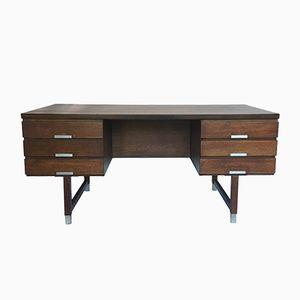 Oak Desk by Kai Kristiansen for Schou Andersen, 1960s
