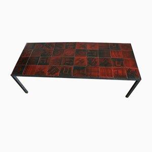 Tavolino di Jacques Lignier, anni '70