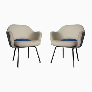 Conference Chairs by Eero Saarinen for Knoll International, 1950s, Set of 2