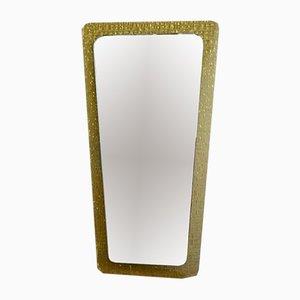 Specchio in vetro, anni '50