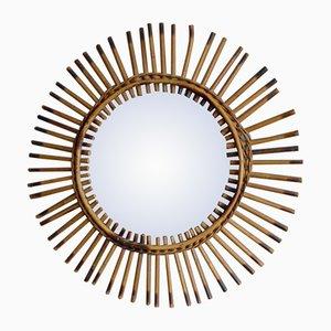 Specchio in vimini, anni '60