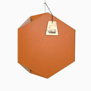Lampe Seks-Tre-Pendel par Ole Panton pour Lyfa, 1960s