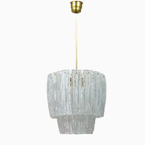 Vintage Italian Murano Glass Lamp, 1960s