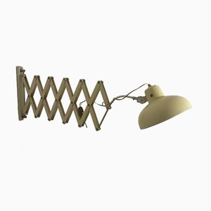 Italian Scissor Wall Lamp, 1940s
