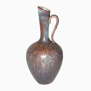 Mid-Century Keramikvase von Gunnar Nylund für Rörstrand
