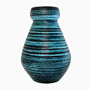 Mid-Century French Vase by Accolay, 1960s