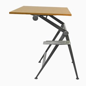 Drafting Table by Wim Rietveld & Friso Kramer, 1950s