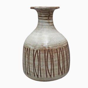 Keramik Vase von Jacques Pouchain, 1950er