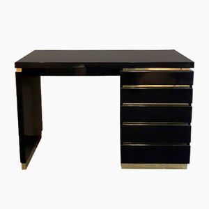 Vintage French Bureau by Jean Claude Mahey, 1970s