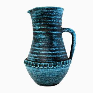 Gauloise Series Keramikkrug von Accolay, 1960er