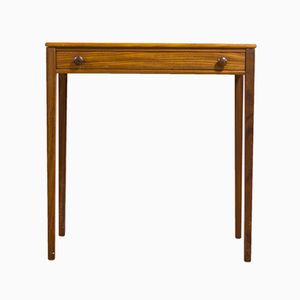 Compact Teak Console Table from A. Younger Ltd, 1960s