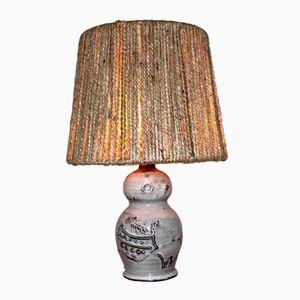 Mid-Century Lamp by Jeanne & Norbert Pierlot