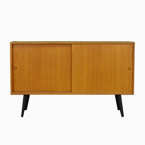 Ash Veneered Sideboard, 1960s