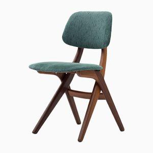 Vintage Beistellstuhl von Louis van Teeffelen für WéBé