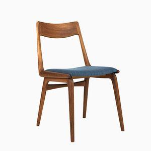 Model 370 Boomerang Chairs by Alfred Christensen for Slagelse Møbelværk, 1960s, Set of 4