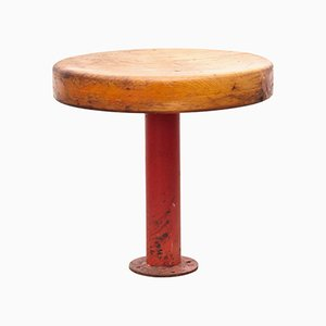Stool by Charlotte Perriand for Les Arcs, 1960s