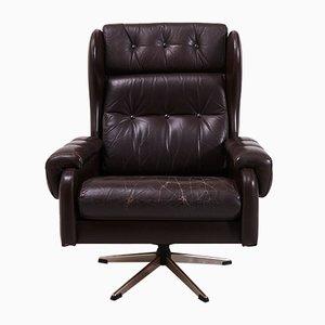 Danish Swivel Chair, 1970s