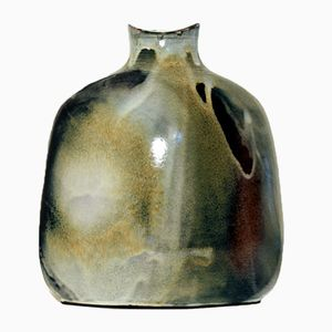 Große Vase aus Keramik von Anne & Pierre Roset für Poterie de Montpeyroux, 1970er