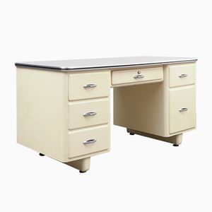 Mid-Century Desk from Maquet
