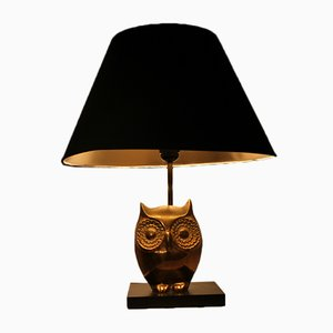 Owl Table Lamp, 1970s