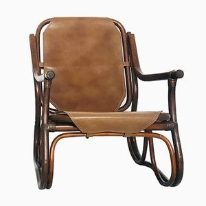 Italienischer Armlehnstuhl, 1960er