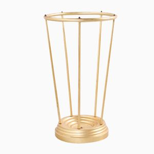 Gold Umbrella Stand, 1950s