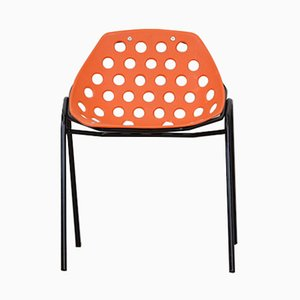 Vintage Shell Chair By Pierre Guariche For Meurop 1960s
