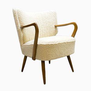 Niederländischer Sessel aus Schafwolle von Artifort, 1950er