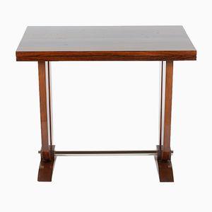 Tavolo o scrivania allungabile vintage, anni '30
