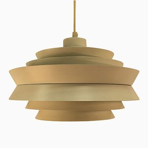 Swedish Pendant Light by Carl Thore for Granhaga, 1960s