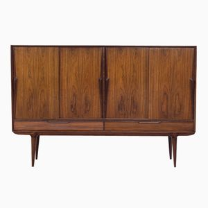 Vintage Model 13 Highboard in Rosewood from Omann Jun