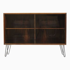 Danish Rosewood & Glass Cabinet from BBM Bjerringbro, 1960s