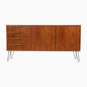 Danish Teak Sideboard by Erling Torvits, 1960s