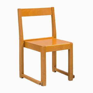 Child's Chair by Sven Markelius