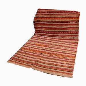 Großer Indigener Marokkanischer Vintage Teppich