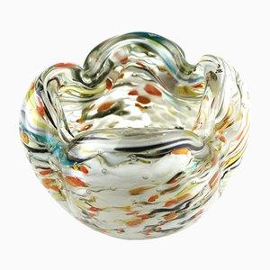 Murano Glass Bowl, 1950s