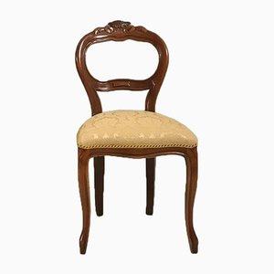 Italian Louis XV Dining Chair, 1950s
