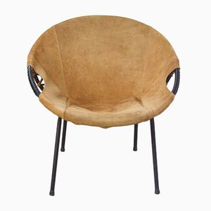 Circle Chair from Lusch Erzeugnis, 1960s