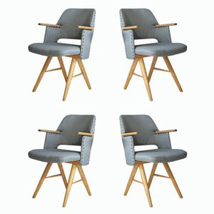 Vintage FE 30 Chairs by Cees Braakman for Pastoe, Set of 4